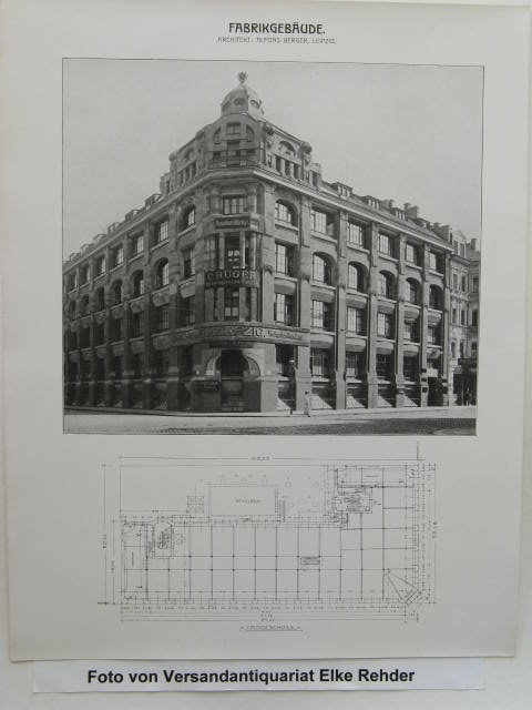 Architekten historismus for Architekt leipzig