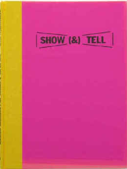 Lawrence Weiner Show Tell. The Films and Videos. Catalogue Raisonne by  Bartomeu Mari. Gent, Imschoot, 1992.  ISBN 9072191544.