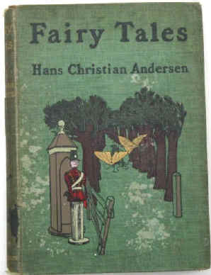 Hans Christian Harald Tegner  illustration  Andersen Fairy Tales  first large paper edition  London, Heinemann, 1900.