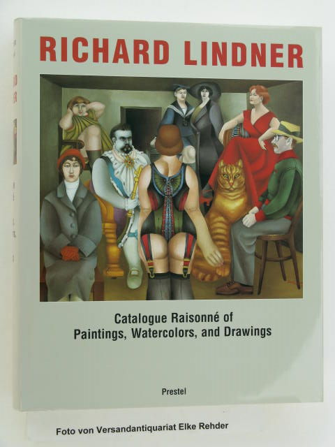 Lindner, Richard - Spies, Werner (Hrsg.)  Richard Lindner. Catalogue Raisonne of Paintings, Watercolors and Drawings  Munich, Prestel 1999.  ISBN 3791320858.