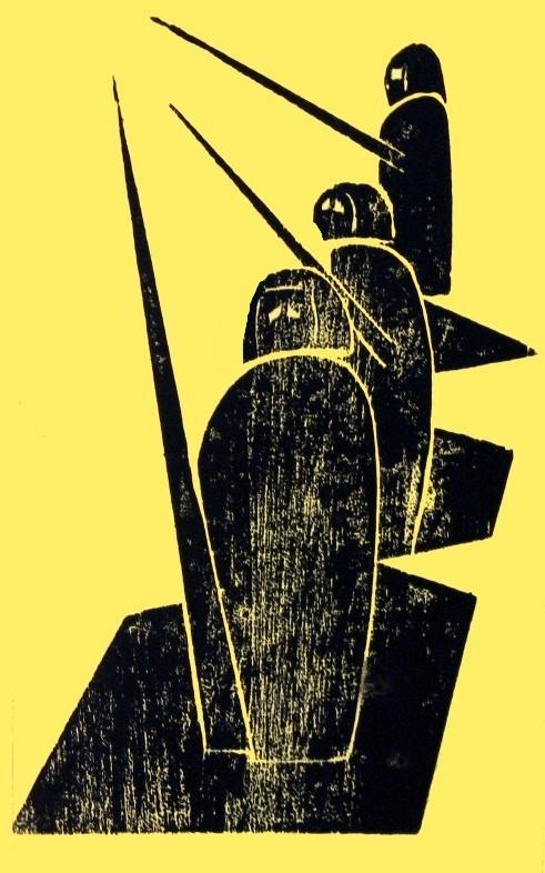 Bertolt Brecht Kunst Grafik
